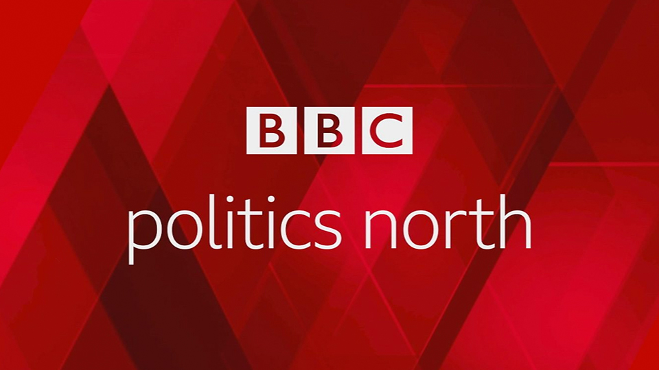 BBC Politics North logo